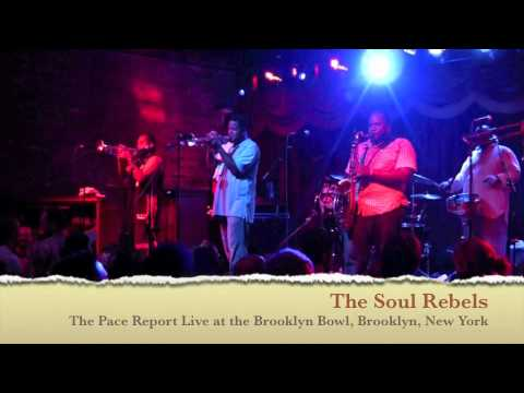 """The Pace Report: """"Rebels With a Cause"""" The Soul Rebels Interview"""