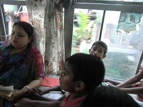 Mobile School Bus, Chittagong, Bangladesh