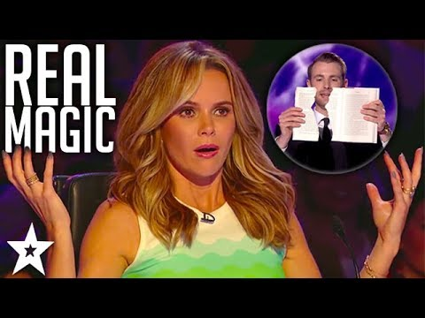 TOP 10 magiciens dans le monde | MAGIE RÉELLE | Got Talent Global