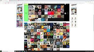 /mu/core Albums Tier List