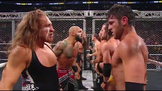 NXT TakeOver: War Games - What Went Down
