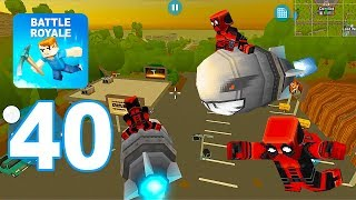 Mad GunZ - Gameplay Walkthrough Part 40 - Crazy Deadpool (Android Games)