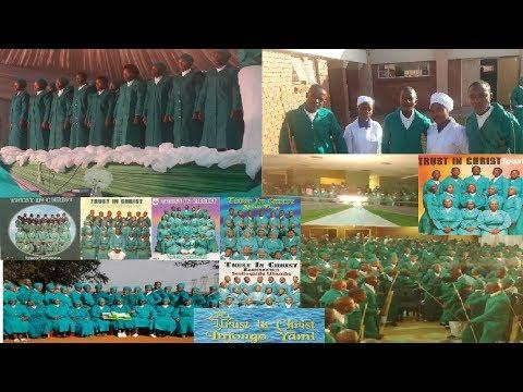 Trust In Christ - Lwamshaya unyazi