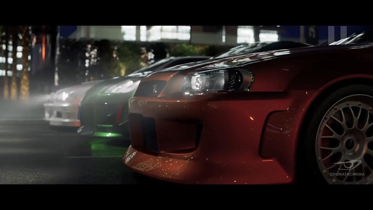 Need For Speed UNDERGROUND 2 - Isto não é um Remaster, isto é um REMAKE 2022, Divirta-se!