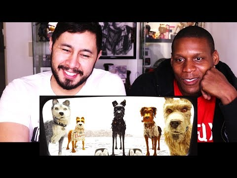 ISLE OF DOGS | Wes Anderson | Trailer Reaction w/ Chris Jai Alex!