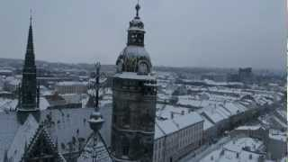 Cultural Kosice 2013 in the winter with OnepanDUO