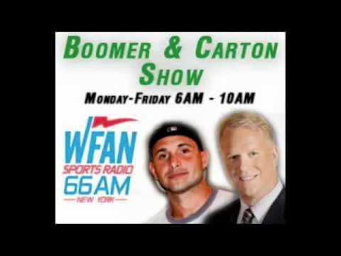 Boomer and Carton trash Steve Phillips, Brooke Hundley