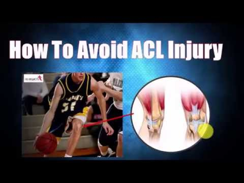 ACL Knee Injury Exercises- Identify Your Risk and Prevent Further Injury