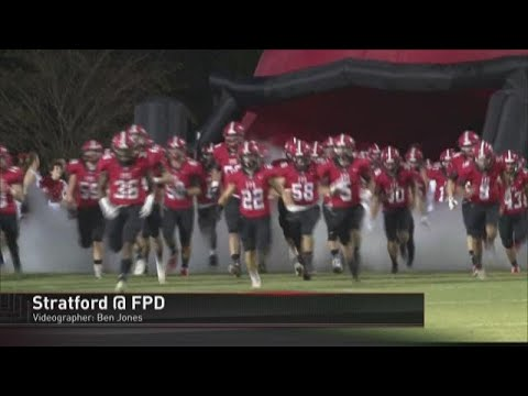 WEEK 9: Stratford Vs. FPD