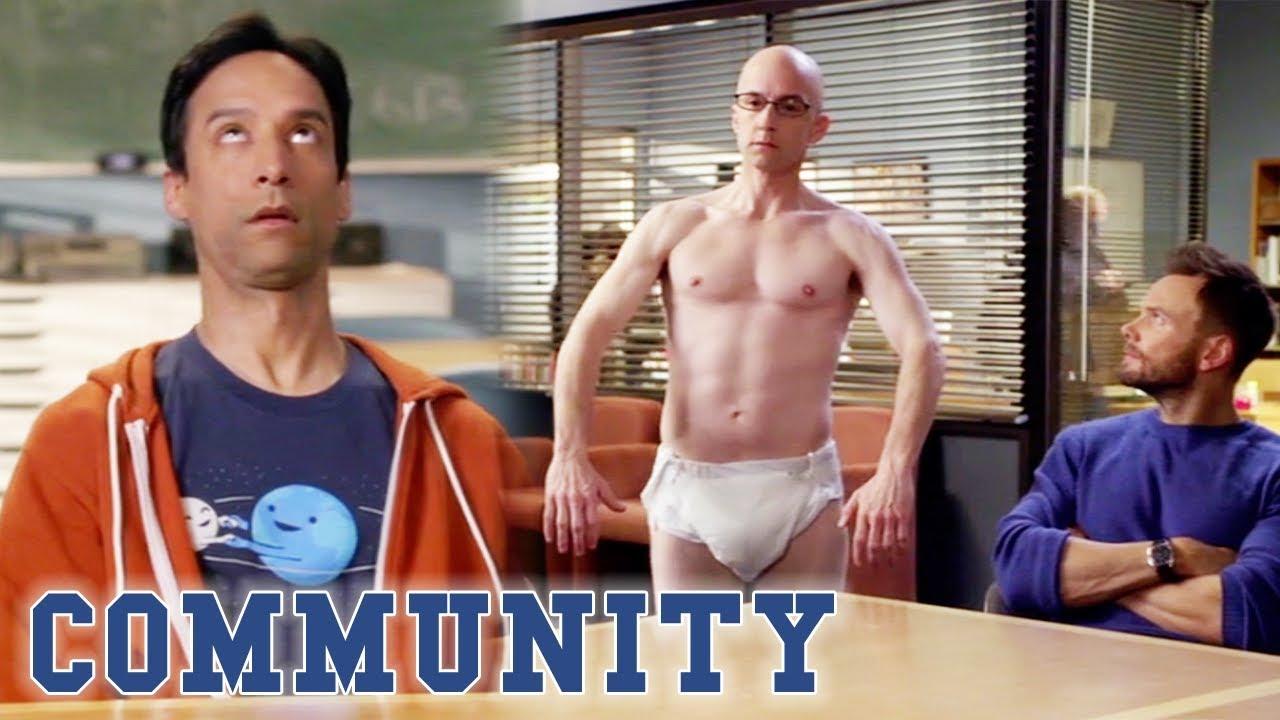 Abed Explains Community | Community