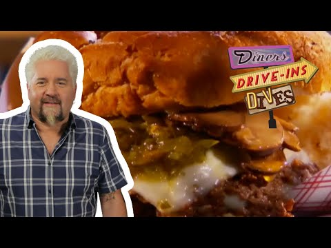 Krazy Jim's Blimpy Burger | Food Network