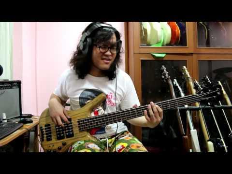 แป๊ะ Syndrome,Kiss in Disco,CT - ช่างมัน Somkiat Bass Cover