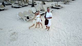 Toga Party in Punta Cana with Gordon Marketing