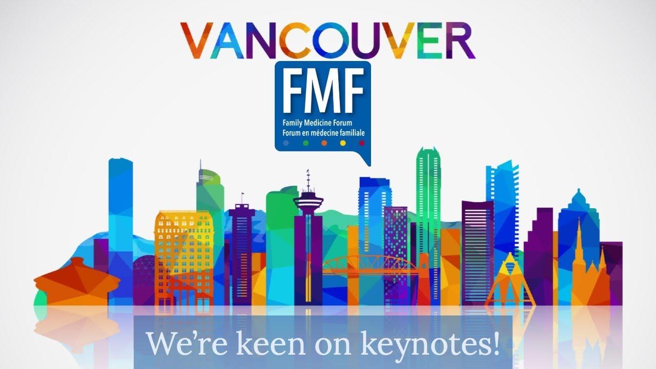 FMF: Canada's premier family medicine conference