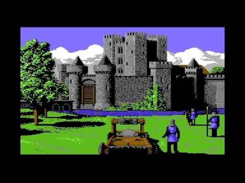 Defender of the Crown - Commodore 64 (1987)