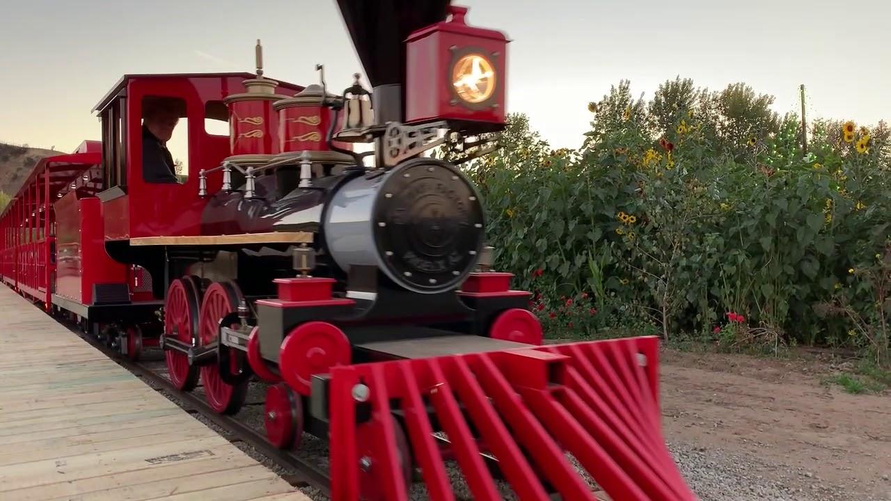 Amusement Park Train Manufacturer - Railway Factory LLC
