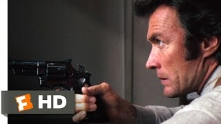Magnum Force (3/10) Movie CLIP - Stakeout Shootout (1973) HD