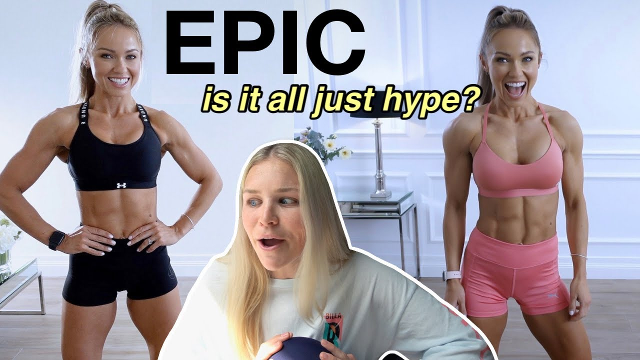 IS CAROLINE GIRVAN'S EPIC PROGRAM WORTH IT? *final review, before & after results* WOOHOO!