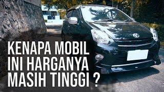 Rahasia Harga Bekas Toyota Agya Yang Masih Tinggi