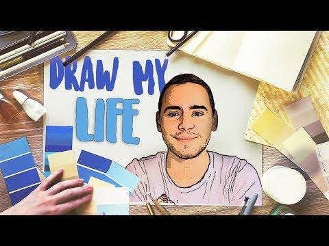 DRAW MY LIFE - BRACO GAJIĆ