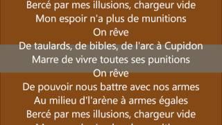 Soprano & REDK Rêves et illusions Lyrics exclus !!