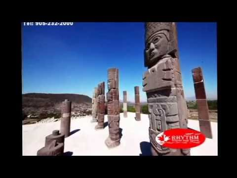 Visit Mexico with Rhythm Travel and Tours
