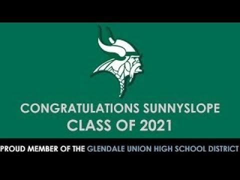 Sunnyslope High School Graduation Class of 2021
