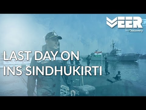 Indian Submariners E4P5 - Harman's Last Day on INS Sindhukirti | Breaking Point | Veer by Discovery