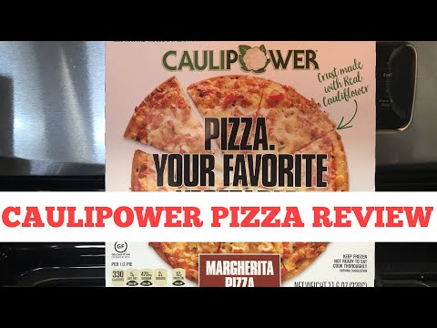 CAULIPOWER PIZZA REVIEW & SHOP WITH ME // GLUTEN FREE CAULIFLOWER PIZZA TASTE TEST