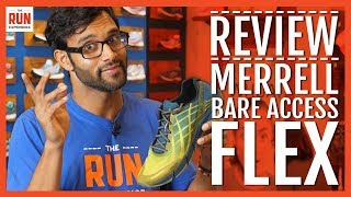 Shoe Review | Merrell Bare Access Flex