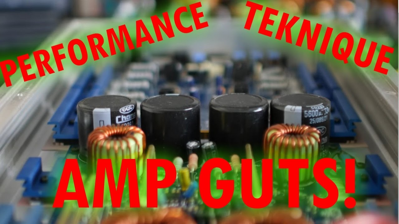 maxresdefault wiring diagram for performance teknique amp amp wire, amp power  at reclaimingppi.co