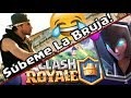 Canción Clash Royale Parodia Subeme la Bruja(Nocturna) By:RomanoLaVoz -Parodias Clash Royale