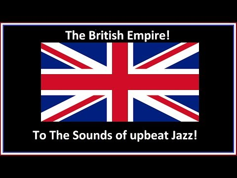 Atrocities of the British Empire to the sounds of upbeat jazz