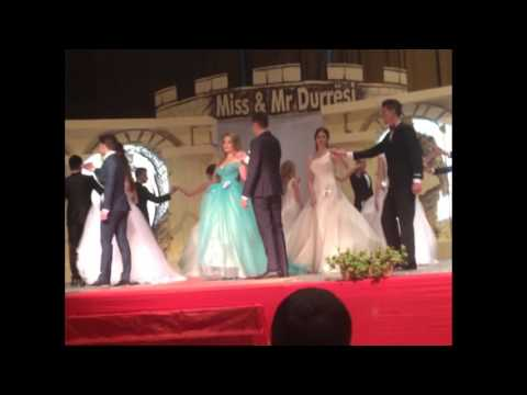 Miss & Mr Durrësi 2016 - Romance Events, Sponsor i aktivitetit