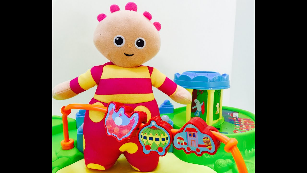 Tombliboos Bowling In The Night Garden Musical Toy Youtube