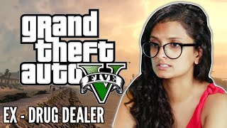 Ex-Drug Dealer Sells in Grand Theft Auto V • Professionals Play