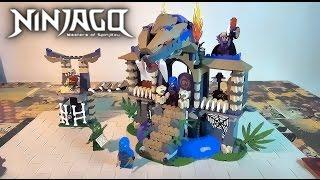 Ninjago 2015 Lego Ниндзяго 70749 Храм Клана Анакондрай - Ниндзя Го