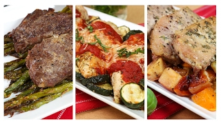 3 Sheet Pan Suppers  Dinner Made Easy