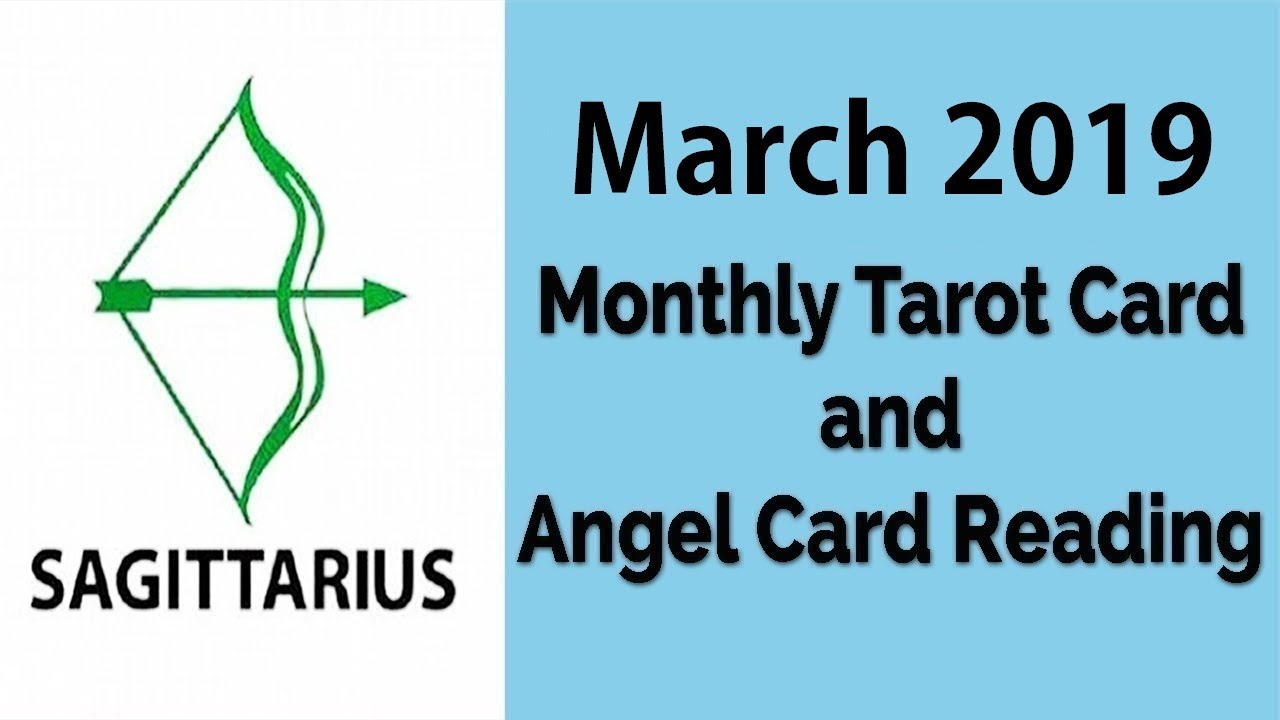 sagittarius tarot card reading 2019