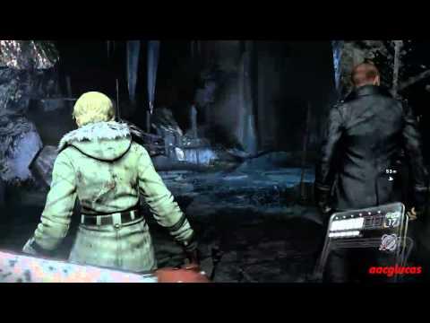 Resident evil 6 Infierno Campaña Sherry Capitulo 2 Rango S