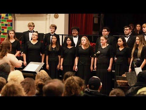 Harvard High School - 2018 Winter Concert