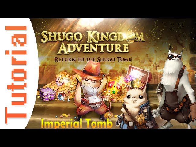 Shugo Imperial Tomb Aion Event