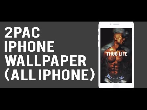 Tupac iPhone Wallpaper (All iPhone Download)