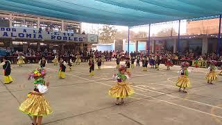 Danza San Isidro labrador 1ero