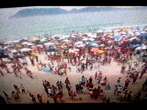 Carnaval 2014 Cabo Frio cordão do bola preta