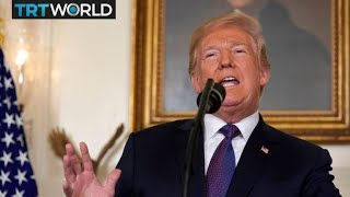 Trump gives statement on Syria