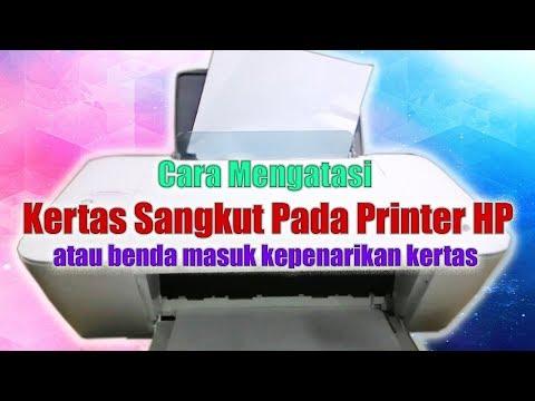 BISA FATAL - CARA ATASI CARTRIDGE DAN PRINTER  HP 2135 dll BANJIR TINTA - simple dan masuk logika.