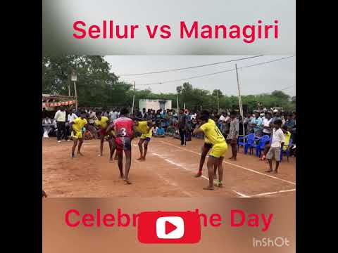 Download Kottanathampatti Kabadi match - Sellur vs Managiri