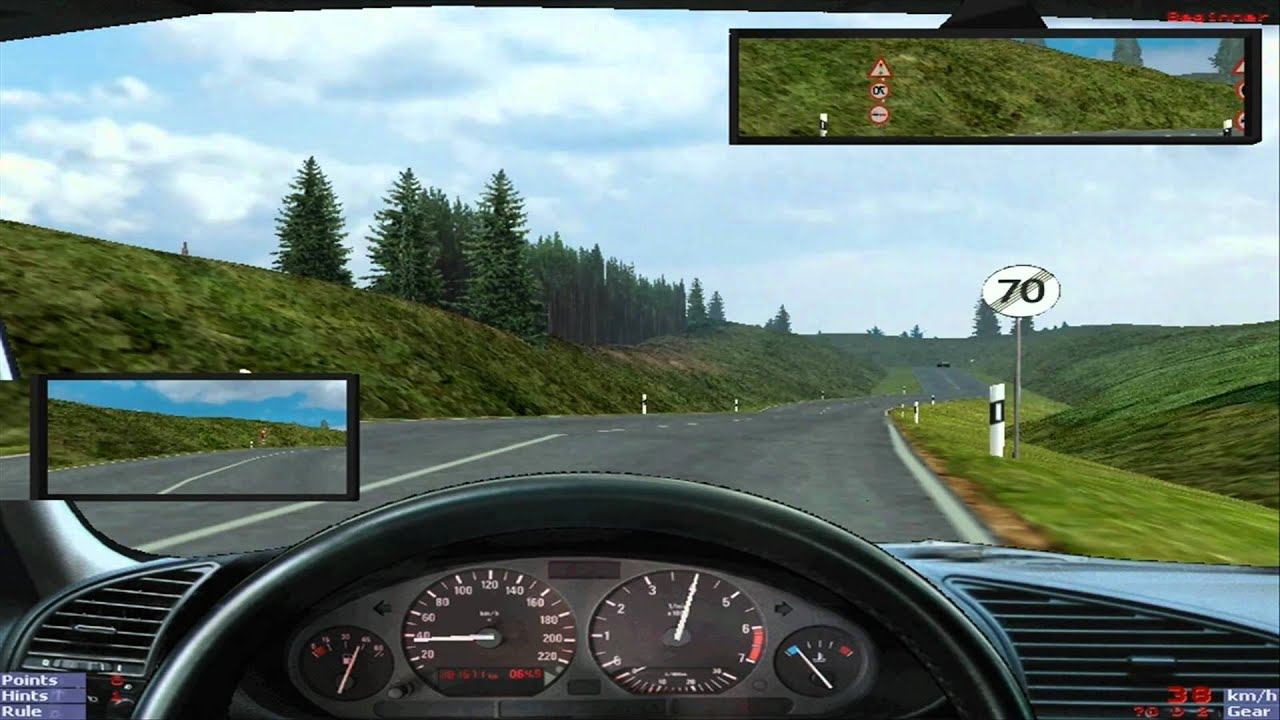 3d Driving School Youtube