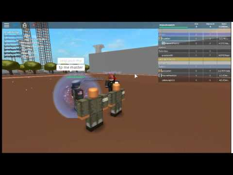 Roblox: Allied Airborne training Part 3 out of 9